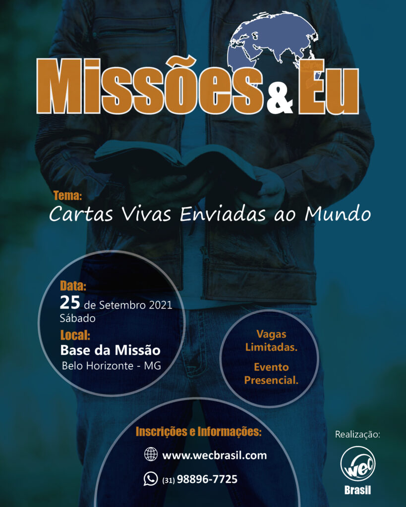 Missões&Eu setembro 21